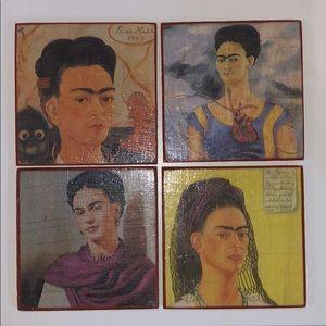 Other - Frida Kahlo Coasters
